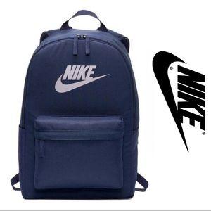 NWT Nike Heritage 2.0 Backpack in Dark Blue